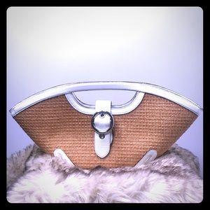 Maxximum Rafia handbag